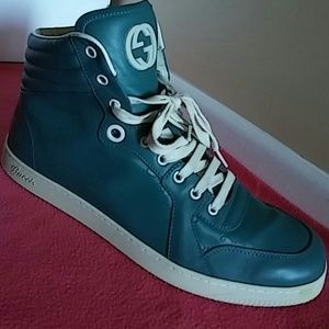 Gucci Other - Authentic Gucci Hightop..