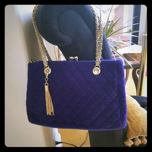 Accessories - Quilted shoulder bag