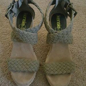 Kensie Girl Shoes - Kensie Girl Kelanne wedge heels