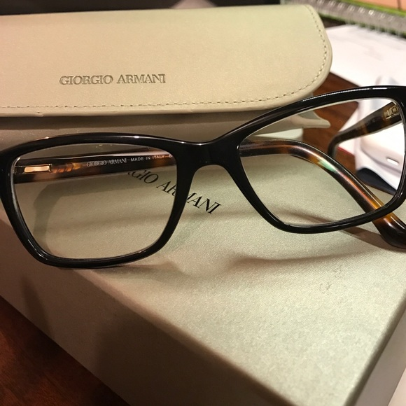 af16c67c965 Giorgio Armani Accessories - Giorgio Armani glasses w  glasses case and box