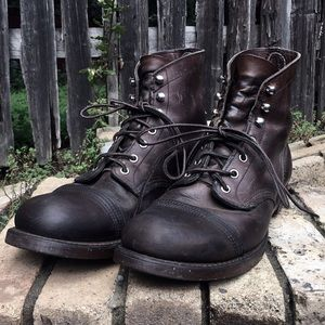 Red Wing Shoes Other - Red Wing Shoes Heritage Iron Ranger