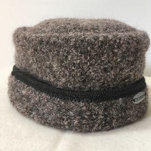Giesswein Accessories - Giesswein  Brown Wool Hat