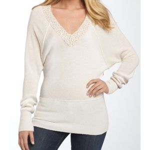NWT Free People V-Neck Sweater