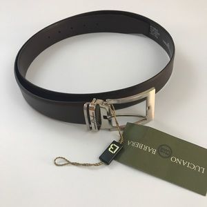 Luciano Barbera Other - NWT LUCIANO BARBERA MENS BELT