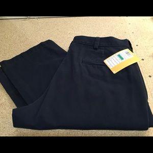 """haggar Other - HAGGAR - """"Original Chino"""" Navy Pants"""