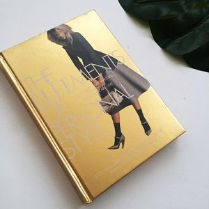 Other - THe Ellements of Personal Style Book by Joe Zee