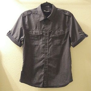 Ocean Current Other - Ocean Current Short Sleeve Button Up