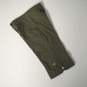 Mountain Hard Wear Pants - NWOT Mountain Hardware Capris
