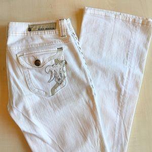 MEK Denim - MEK Voyage Denim Boot Cut Stretch Jeans
