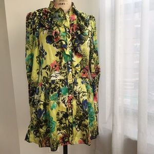 Moschino Dresses & Skirts - Moschino Cheap & Chic Floral Dress Size 8 (med)