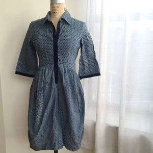 hache Dresses - Hache Blue dress size 42 (Medium)