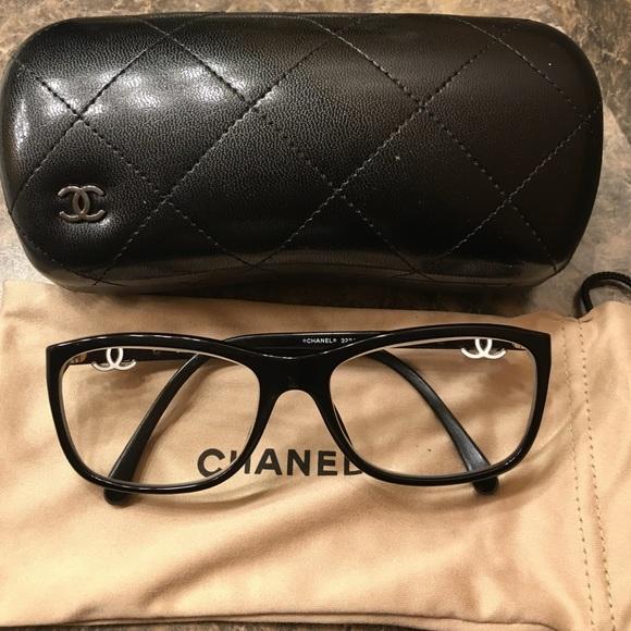 a207022cec CHANEL Accessories - Authentic Chanel Prescription Glasses 3234 black