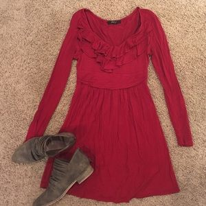 Kaii Dresses & Skirts - Mini Red Dress