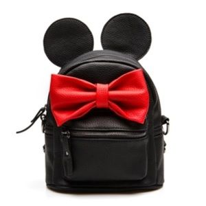 "LOWEST PRICE Disney ""Mini Mouse"" Backpack"