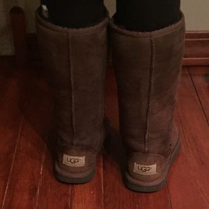 UGG Other - Tall Brown Uggs!