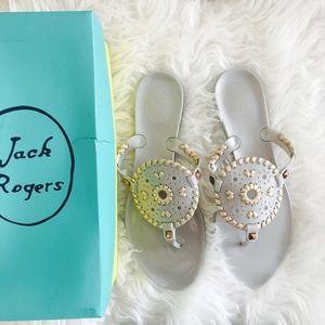 Jack rogers Georgica Jelly Sandal