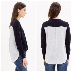 Madewell Sweaters - Madewell Mixer Pullover Sweater