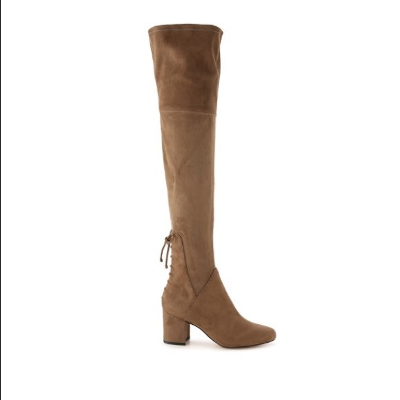 e0278031850 Aldo Shoes - Aldo Adessi over the knee boots