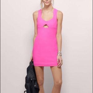 Tobi Dresses & Skirts - Pink Bodycon