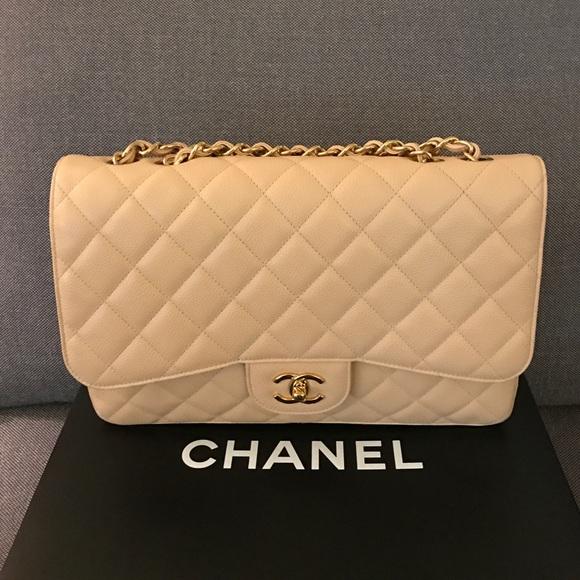 CHANEL Bags   Sold   Poshmark 27f509e6e4