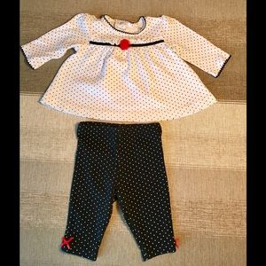 Little Me Other - Boutique baby girl outfit