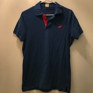 Hollister Other - Hollister Blue Polo