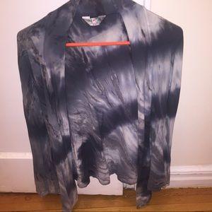 Hard Tail Sweaters - Tie dye sweater