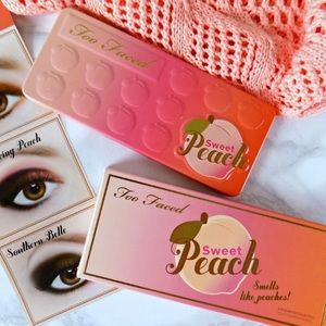 Too Faced Other - 🆕Too Faced Sweet Peaches Palette🍑