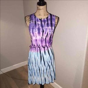 Dresses & Skirts - Cute Tie Dye Sun Dress