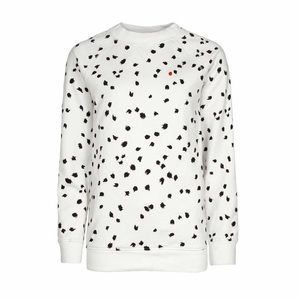 Wesc Sweaters - WeSC | Johannah Dot Crewneck Sweatshirt