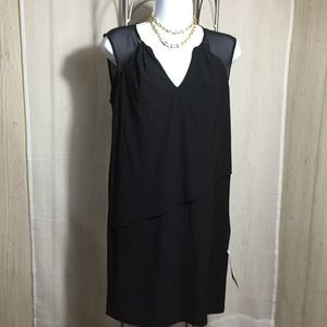 Xscape Dresses & Skirts - XSCAPE Black Dressy Dress Size 4