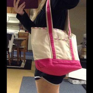 Handbags - Great Canvas Bag - NWOT