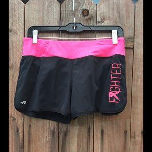 Ideology Pants - Breast cancer awareness shorts 🌹