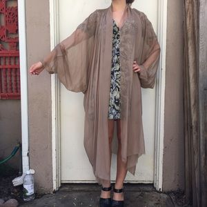 Damir Doma Other - Sheer Damir Doma robe