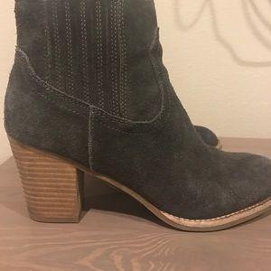 Dolce Vita grey booties