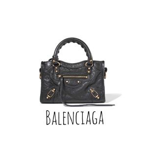 Balenciaga Handbags - Balenciaga classic city nano crossbody bag