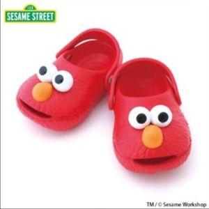 Sesame Street Other - ELMO CLOGS