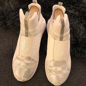 27754a8c938 Puma Shoes - Puma Fierce Mesh Trainers Kylie Jenner Rihanna