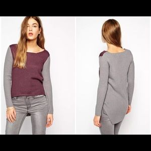 House of Harlow 1960 Sweaters - Nwt House of Harlow 1960 Jade Knit Sweater Violet