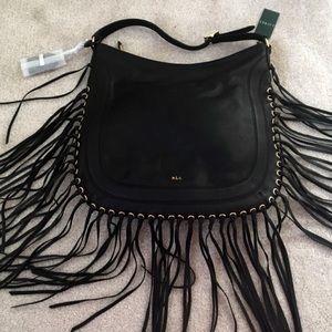 7d325547b0bc Ralph Lauren Bags - SALE Lauren by Ralph Lauren Fleetwood Hobo Bag