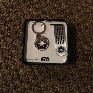 Star Wars Other - NWT// Star Wars money clip and keychain