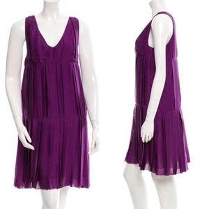 Derek Lam Dresses & Skirts - Derek Lam purple silk dress