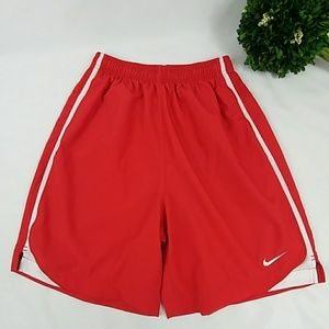 Nike Other - Nike dri-fit mens red shorts