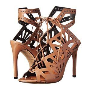 Dolce Vita Shoes - Dolce Vita Helena Lace Up Sandal Heel