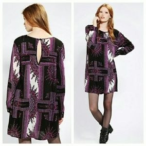 MINKPINK X UO Day Tripper Tunic Dress by Urban Out