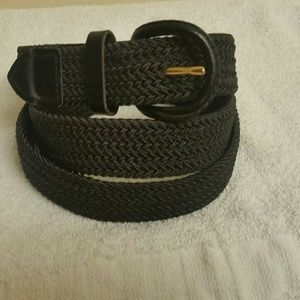 Accessories - NWT ELASTIC STRETCH BRAIDED BELT(Different sizes)