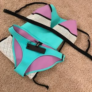 Triangl Neoprene Bikini