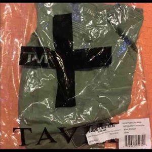 Tavik Other - Men's Tavik Medium Green CrewNeck Tee NWT