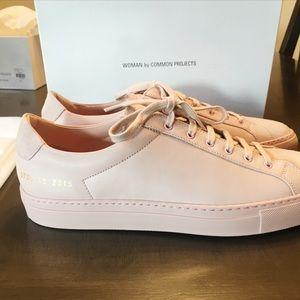 Common Projects Shoes - Common Projects Achilles Premium Low