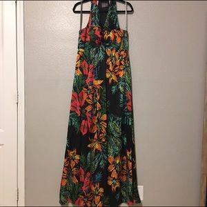 Muse Refined Dresses & Skirts - Muse Elegant Dressy Maxi Dress size 12